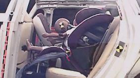 Kindersitze oft falsch installiert: So fährt der Nachwuchs sicher mit