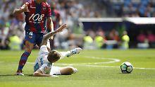 Kein königlicher Saisonstart: Real Madrid patzt bei Kroos' Jubiläum