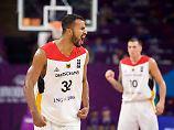 Knockout-Krimi gegen Frankreich: DBB-Team schafft die EM-Sensation
