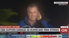 """CNN-Reporter in Kuba: """"Ihr müsst für die Menschen beten"""""""