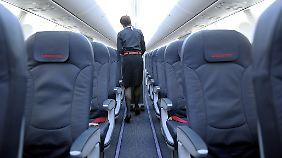 Air-Berlin-Personal gilt als hochqualifiziert.