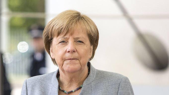 Merkel will den Druck auf Pjöngjang verschärfen.