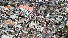 """Bilder der Verwüstung: """"Irma"""" hinterlässt Karibik-Inseln in Trümmern"""