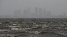 """Wasser in Miami steht hüfthoch: """"Irma"""" wirbelt an Floridas Westküste"""