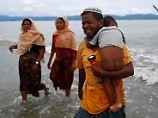 Hunderte Tote in Myanmar: Uno spricht von ethnischer Säuberung