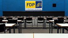 Betriebsrenten für Mitarbeiter: Ex-FDP-Fraktion schuldet Kasse Millionen
