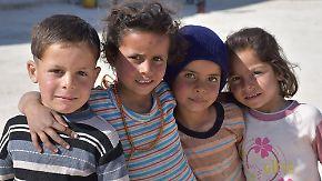 WERBUNG: SOS Syrien 6 Jahre