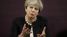 Eine tiefe Partnerschaft?: May hält richtungsweisende Brexit-Rede