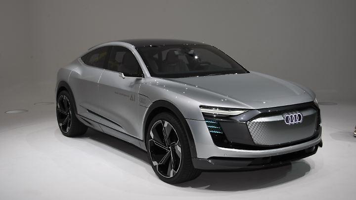 Ist die Studie des Audi-Vision Aicon der nächste A8?