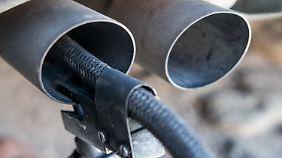 Diesel-Autos werden zunehmend unbeliebter.