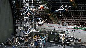 Fliegen mit Cirque du Soleil: Helene Fischer startet Tour der Superlative