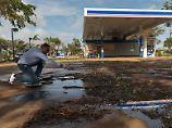 """USA beklagen zehn Tote: Florida räumt nach """"Irma"""" auf"""