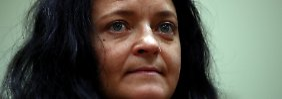 Plädoyer im NSU-Prozess: Bundesanwalt fordert Höchststrafe für Zschäpe