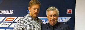 Hausbau und Umzug nach München: Nagelsmann will den FC Bayern trainieren