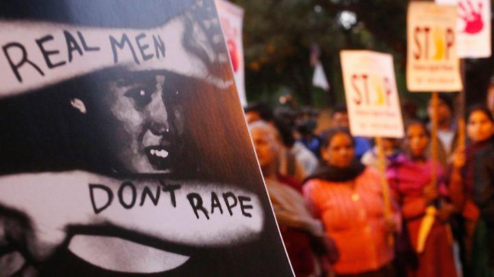 Nach UN-Angaben aus dem Jahr 2014 ist jedes dritte Vergewaltigungsopfer in Indien ein Kind.