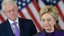 Buch über die Wahlniederlage: Clinton macht ihrem Frust Luft