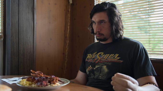 """In """"Logan Lucky"""" spielt Adam Driver einen Dieb. Im echten Leben wäre ihm so was viel zu nervenaufreibend."""