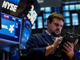 Apple-Anleger im iPhone-Fieber: US-Börsen erreichen neue Rekordhöhen