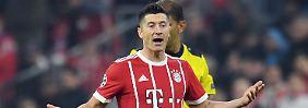 CL-Start: 3 Punkte, mehr nicht: Bayern besiegt Anderlecht standesgemäß