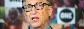 Kürzung von Entwicklungshilfe: Gates warnt vor mehr Tod und Elend
