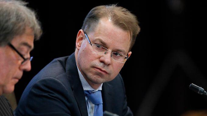 Wada-Generaldirektor Olivier Niggli will sich zuerst um die schweren Verdachtsfälle des McLaren-Reports kümmern.