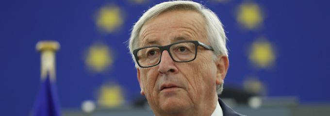 Die Vision des Präsidenten: So will Juncker die EU reformieren