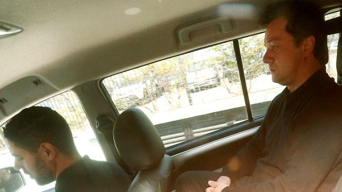 Wesley Batista ist wenige Tage nach seinem Bruder festgenommen worden.