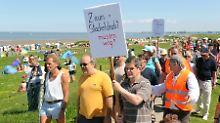 Eintrittsgelder an der Nordsee?: Richter kippen Strand-Gebühr