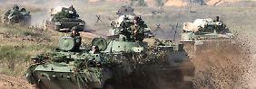 Bundeswehr an der Suwalki-Lücke: Russland bereitet Großmanöver vor