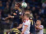 Der Sport-Tag: RB Leipzig startet mit Poulsen-Verlängerung in CL-Premiere