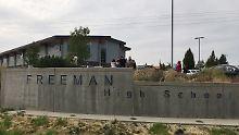 """""""Mom, da sind Schüsse gefallen"""": Gewalttat an Schule erschüttert US-Dorf"""