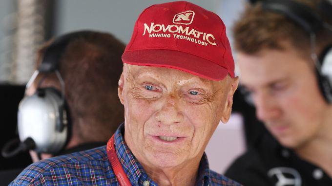 Druck auf Air-Berlin-Piloten: Niki Lauda erwägt Angebot mit Condor