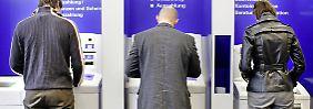 600 Euro futsch?: Wenn der Automat kein Geld ausspuckt