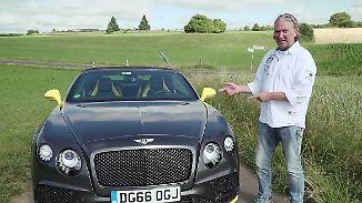 Bentley Continental GT Speed: Schneller kann Luxus kaum sein
