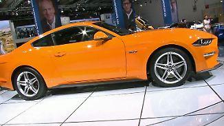 Keine Spur von Krisenstimmung: Autobranche präsentiert sich auf IAA von ihrer besten Seite