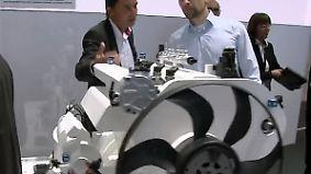 Zukunftsgedanken auf der IAA: Für Autozulieferer rückt die Elektromobilität in den Fokus