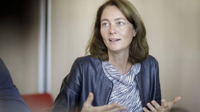 Bundesfamilienministerin Katarina Barley kämpft für besseren Kitas, Schulen und Kinderhorte.