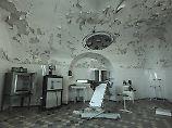 """Kulturpark mit """"Gefängnisstrand"""": Ostsee-Festung hat grausame Vergangenheit"""