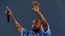 Kanye twittert in Echtzeit: Philosophie, verlass mich nie!