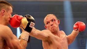 Boxer Brähmer kämpft - mit allen Mitteln.