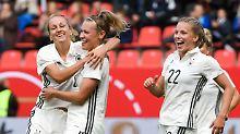 Der Sport-Tag: DFB-Frauen starten erfolgreich in WM-Quali