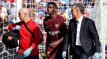 Der Sport-Tag: FC Barcelona siegt - und verliert Millionenmann Dembélé