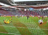 Heimfrust gegen Gladbach: RB Leipzig rotiert und führt, siegt aber nicht