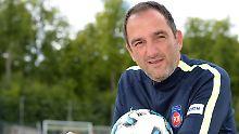 Ist seit zehn Jahren Trainer in Heidenheim: Frank Schmidt
