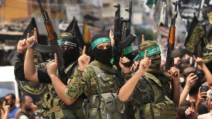 Die Hamas akzeptiert fast alle Forderung der Fatah, nur ihre Kämpfer wird sie wohl nicht abziehen.