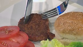Fleisch aus der Petrischale: Niederländische Forscher entwickeln Labor-Burger
