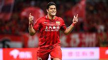 Der Sport-Tag: Turbulentes Shanghai-Derby mit fünf Tore in sieben Minuten
