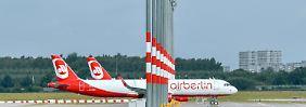 Air-Berlin-Insolvenz hebt Preise: Für Geschäftsleute wird das Fliegen teurer
