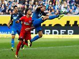 Wagner trifft historisch: Hoffenheim lässt Federn und baut Serie aus