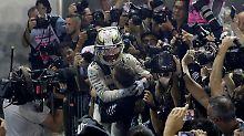 Der Sport-Tag: Hamilton gewinnt in Singapur